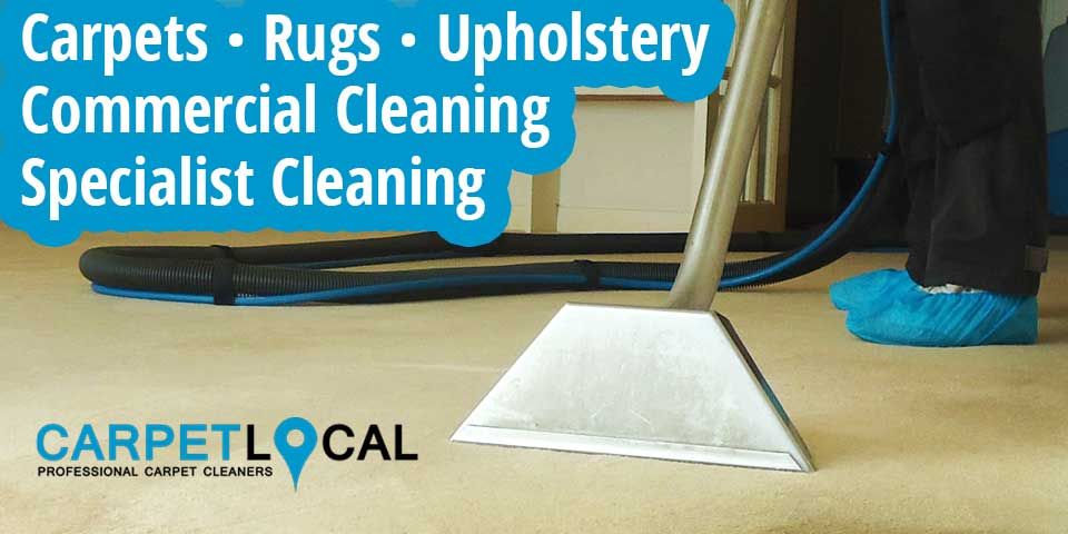 Carpet Cleaning in Hampshire